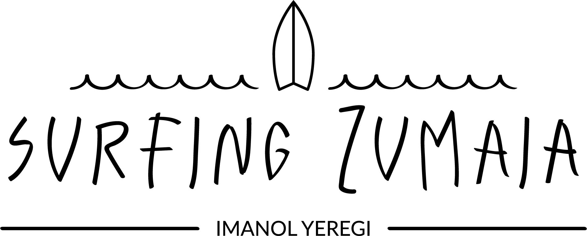 Surfing Zumaia