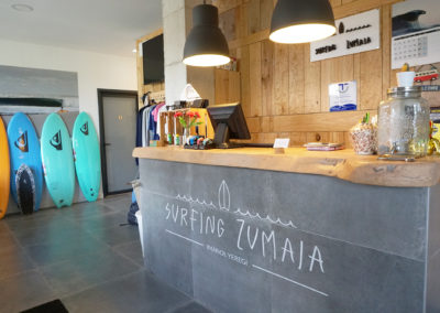 Sup experience - Surfing Zumaia