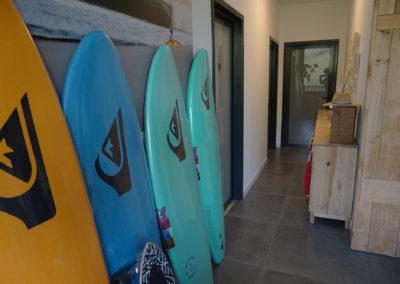 Alquiler de tablas de surf - Surfing Zumaia
