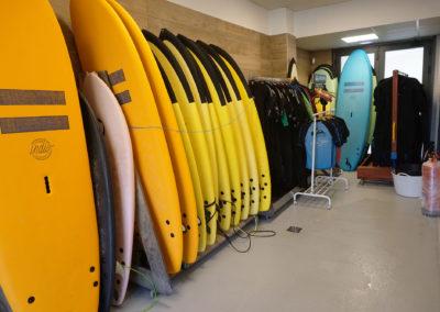 Alquiler tablas de surf - Surfing Zumaia